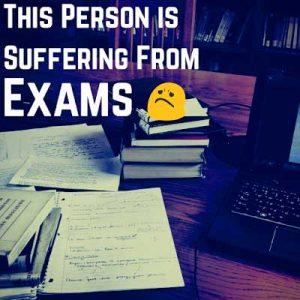 Exam Status Pics Images