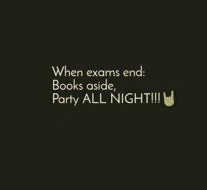 Exam Status Pictures