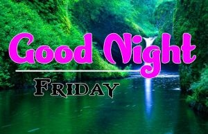 FRee HD Good Night Friday Wallpaper