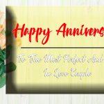 Free Best Happy Wedding Anniversary Images Download
