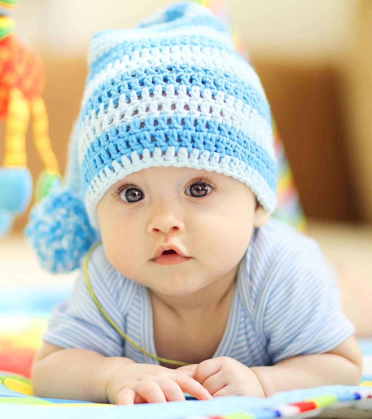 Free Cute Baby Boys Whatsapp DP Wallpaper Free
