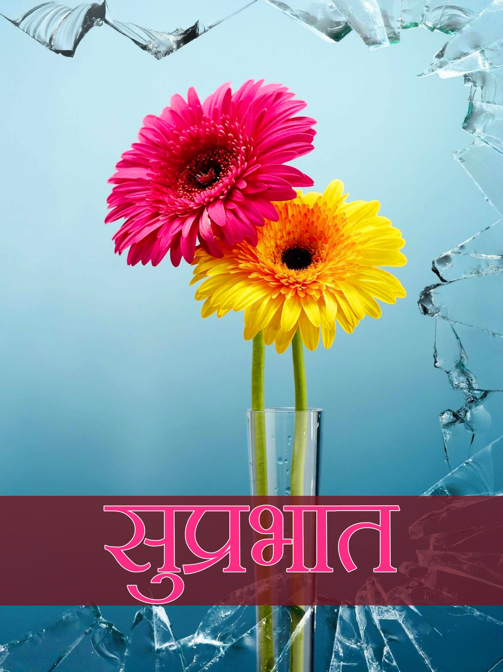 Free Full HD Flower Suprabhat Images Download
