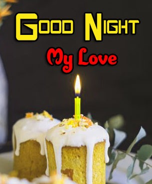 Free Good Night Images Wallpaper for Love Couple