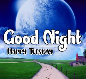 Free Good Night Tuesday for Whatsapp