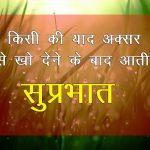Free HD Hindi Quotes Good Morning Images Download