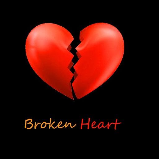 Free Heart Broken Whatsapp Dp Wallpaper