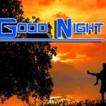 Fresh Good Night Images Pics Wallpaper With Romantic Couple