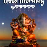 Full HD Free God Ganesha Good Morning Wallpaper Pics Download free