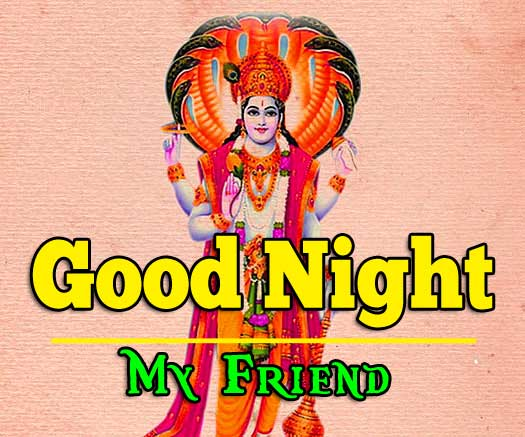 1896+ Hindu God Good Night Images Download For Whatsapp