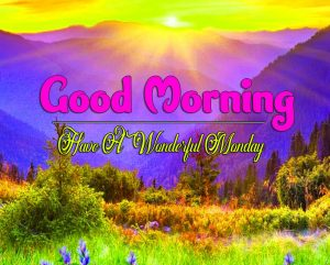 Good Morning Monday Images Hd