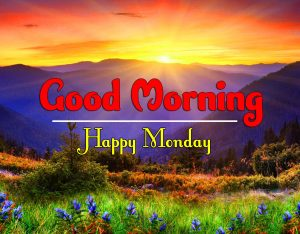 Good Morning Monday Photo Pictures