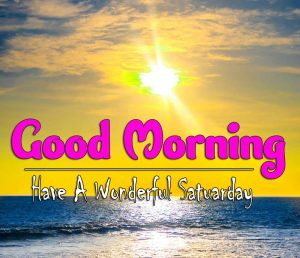 Good Morning Saturday Images Pictures