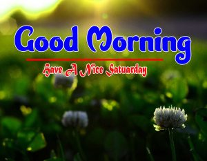 Good Morning Saturday Photo Hd