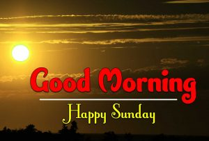 Good Morning Sunday Images Wallapper Download