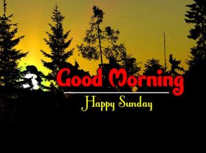 Good Morning Sunday P