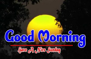 Good Morning Sunday Photo Images Free Download