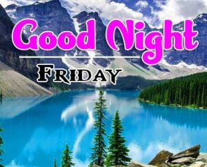 Good Night Friday IMages Free Pics
