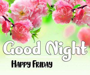 Good Night Friday Images Free