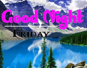 Good Night Friday Photo Images