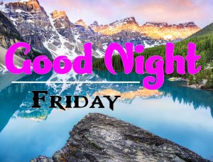 Good Night Friday Photo Pics