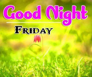Good Night Friday Wallpaper
