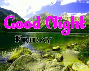Good Night Friday Wallpaper Free