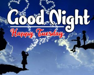 Good Night Tuesday Images for Facebook