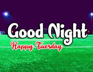 Good Night Tuesday Wallpaper Free Download