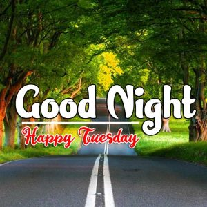 Good Night Tuesday Wallpaper Images Download