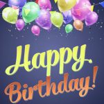Happy Birthday Wishes Images wallpaper photo hd