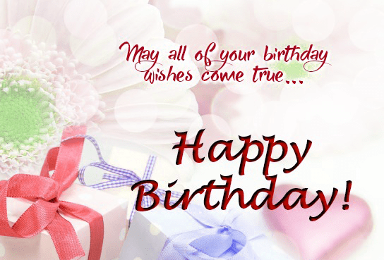 Happy Birthday Wishes Images pics for hd