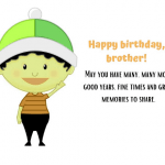 Happy Birthday Wishes For Brother Images wallpape download