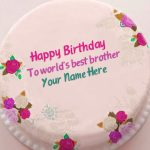 Happy Birthday Wishes For Brother Images pictures download