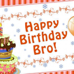 Happy Birthday Wishes For Brother Images pics hd download