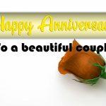 Happy Wedding Anniversary Photo for Facebook