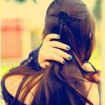 Hidden Face Whatsapp Dp For Girls