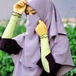 Hijab Hidden Face For Whatsapp Dp