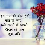 Hindi Shubh Ratri Images for Whatsapp