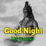 Hindu God Good Night Wallpaper