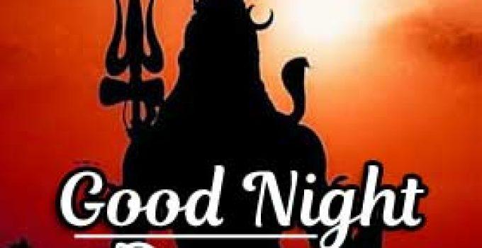 Hindu God Good Night Images pics hd