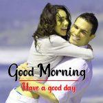 Husband Wife Romantic Good Morning Photo Free
