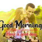 Husband Wife Romantic Good Morning Photo Free HD