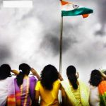Indian Flag Whatsapp DP Pics With Girls