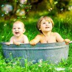 Kids Happy Whatsapp Dp Wallpaper