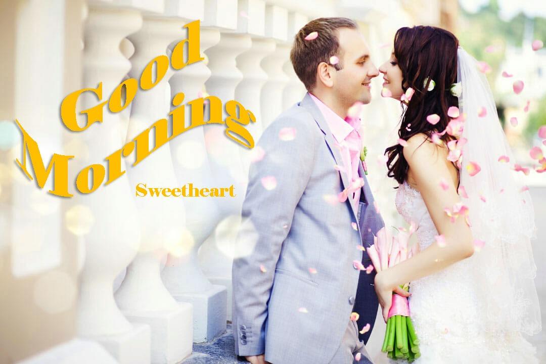 Latest Beautiful Free Romantic Good Morning Wallpaper