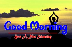 Latest Good Morning Saturday Photo Hd