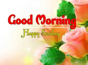 Latest Good Morning Sunday Images Photo