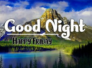 Latest Good Night Friday Images Free