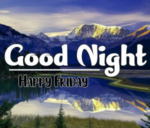 Latest Good Night Friday Images Hd