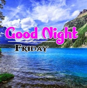 Latest Good Night Friday Images Pitures